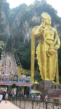 Batu Caves, Kuala Lumpur (Malaysia)