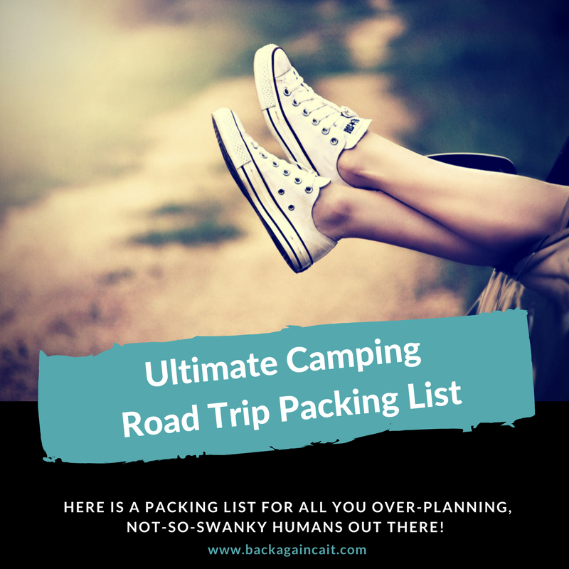 Ultimate Camping Packing List