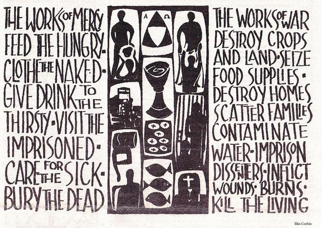 Works of Mercy Catholic Worker